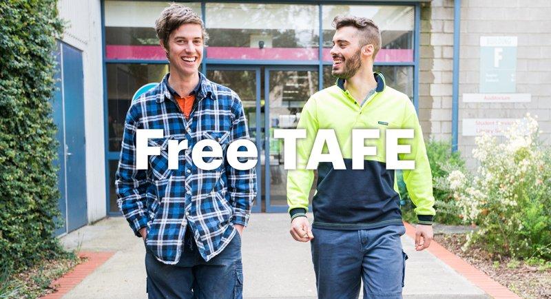 free tafe image