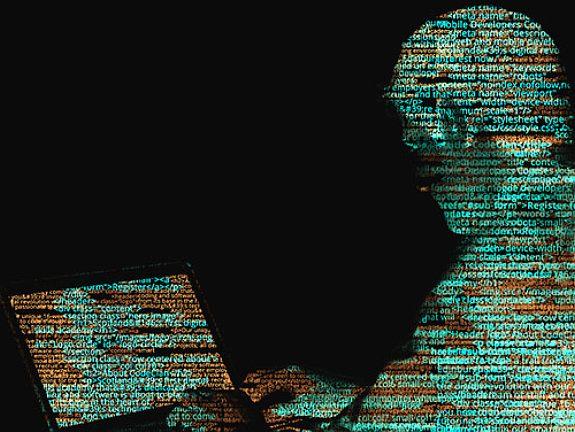 man in the matrix